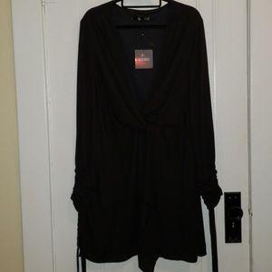 Missguided Black evening Dress